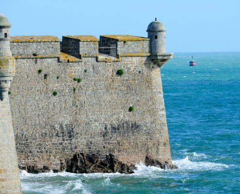 Citadelle Port-Louis (56)